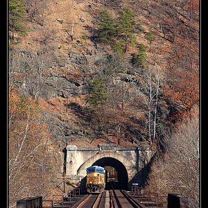 B&O's Graham Tunnel