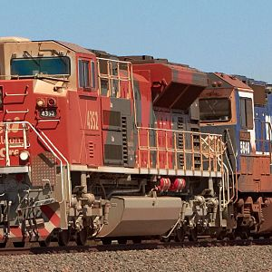 Downunder SD70ACe