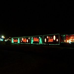 CP Holiday Train Minnedosa