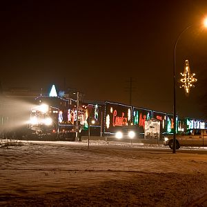 2009 CP Holiday Train