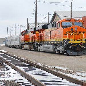 BNSF City of Hope-O TOPLAC