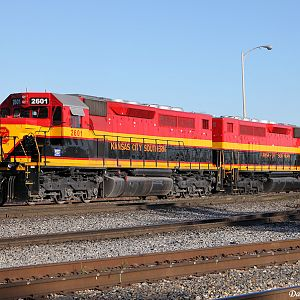 KCS 2601 - Shreveport LA