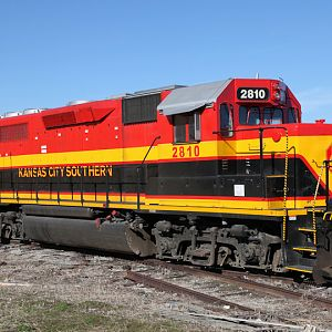 KCS 2810 - Dallas TX