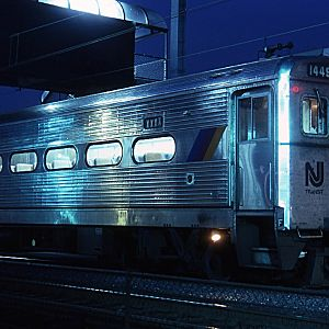 NJT early Days