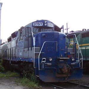 OMLX 3757 ex-SP GP9