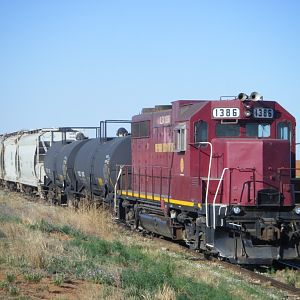 Permian Basin  Railways