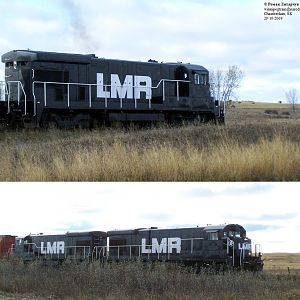 LMR Northbound