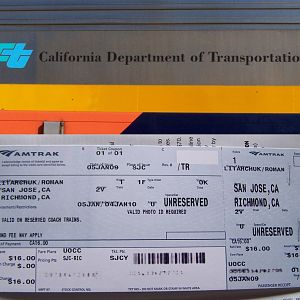 Travel with AMTRAK