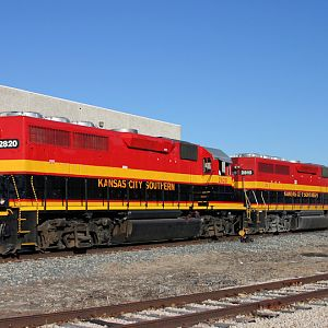 KCS 2820 - Dallas Texas