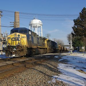 1OF2 CSX TRAINS