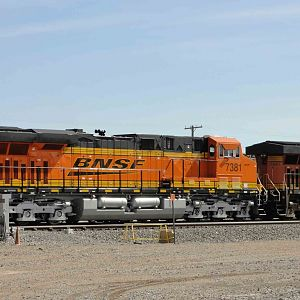 New Gevo in Amarillo Yard