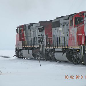 SD40-2 Still Around