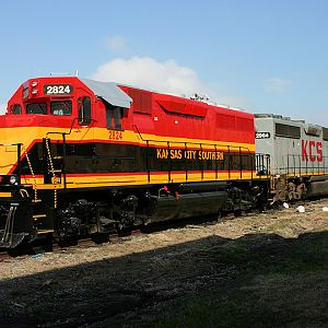 KCS 2824 - Dallas TX