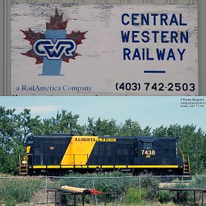 Central Western ghosts