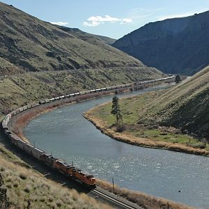 PASINB enters Yakima Canyon