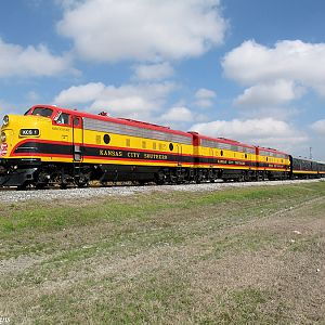 KCS 1 in North Texas
