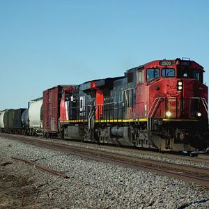 CN 2503 AT DUPLAINVILLE,WI