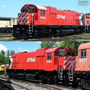 CP 4563 MLW M630