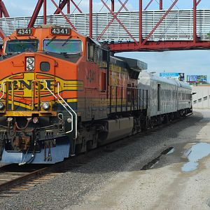 BNSF Inspection Special