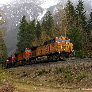 Mountain Railroading
