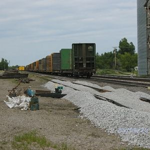 Baxter Springs Yards