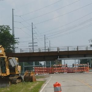 New KCS overpass nearing completion