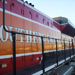 Southern Pacific Heritage Unit #1996