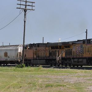 "UP 5984 ""24 Hours at Saginaw"""