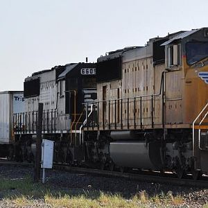 "Triple Crown Train ""24 Hrs @ Saginaw"""