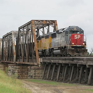 SP 9738 at Knippa, Tx