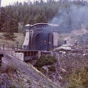 Moffat Tunnel 1980