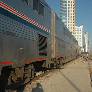 Amtrak at Austin