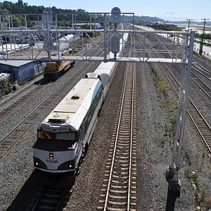 Amtrak Cascades #500