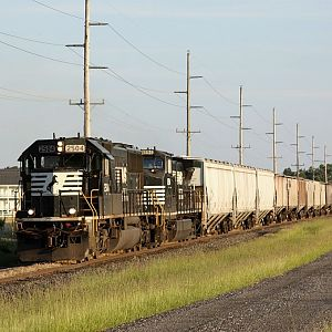 NS 13G northbound