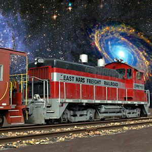 East Mars Freight Railroad