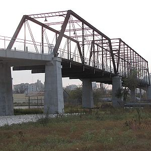 Hays Street Bridge S.A. Texas