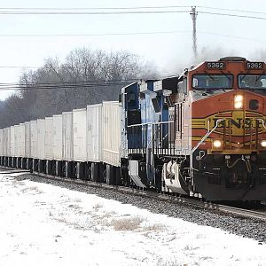 Norfolk Southern Eastern