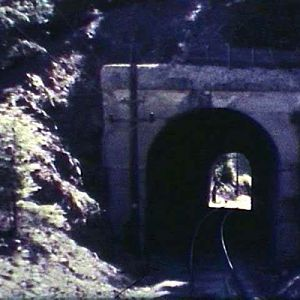 Easton Tunnel - Super 8 Extraction