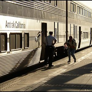Amtrak California Surfliner