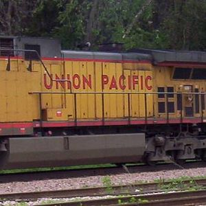 Union Pacific Coal Drag