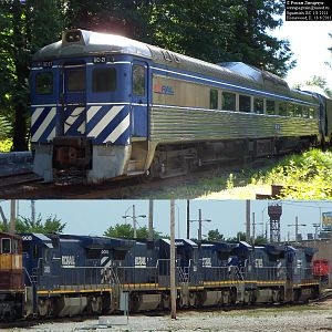 Remembering BC Rail