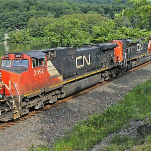 Canadian National 8951
