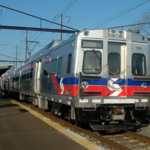 Septa in Tullytown