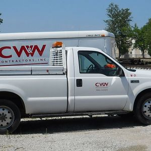 CWW Truck, Contract