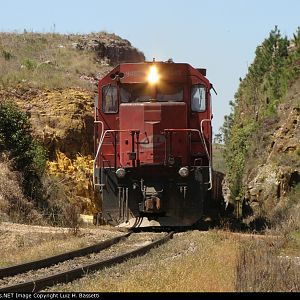 ALL SD40-2 9465
