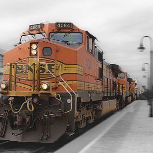 BNSF in Motion