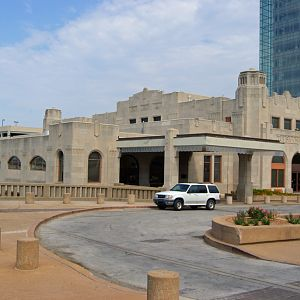Union Depot in Tulsa, OK