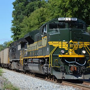 NS'S Georgia Division Knoxville District