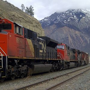 L570 at Lillooet