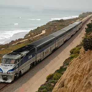 Amtrak in Delmar